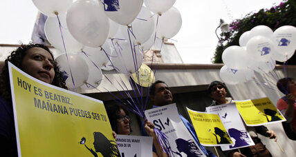 El Salvador high court upholds abortion ban as 'Beatriz' challenges law