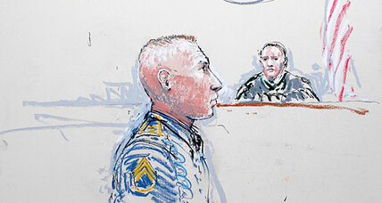 Afghan massacre: In US soldier plea deal, signs combat stress was considered