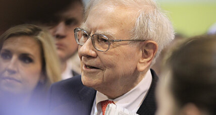 Warren Buffett bets $5.6 billion on Nevada energy
