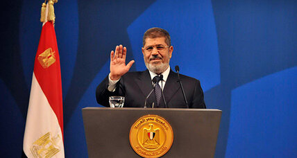 New Egypt NGO law could expand Morsi's control