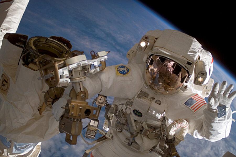 astronaut space radiation - photo #2