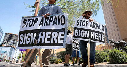 Sheriff Joe Arpaio dodges a recall in Arizona. Still, is his star waning?