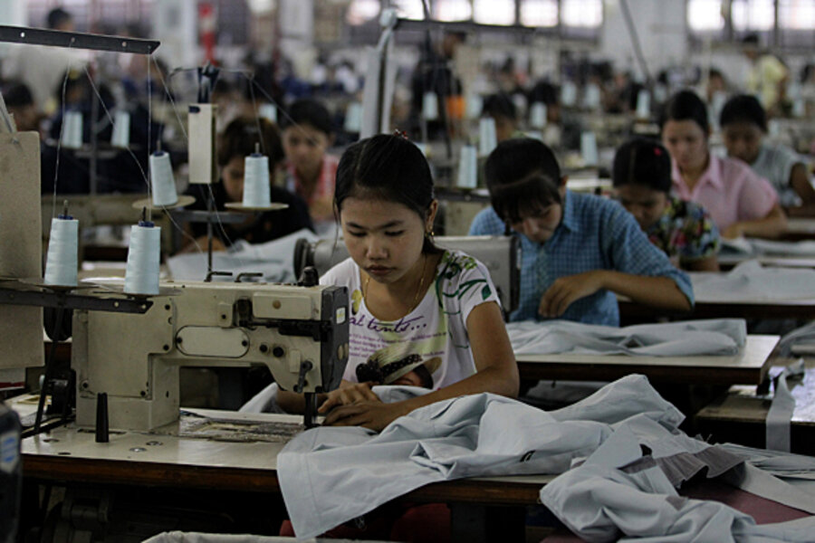 Myanmar's youth wait for key fruit of reform: jobs