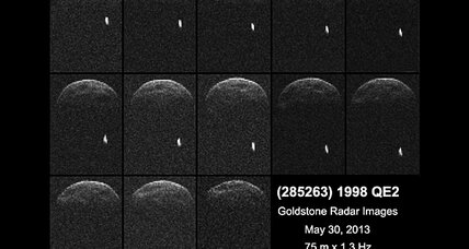 Asteroid flyby: No danger this time, but astronomers are taking lots of notes