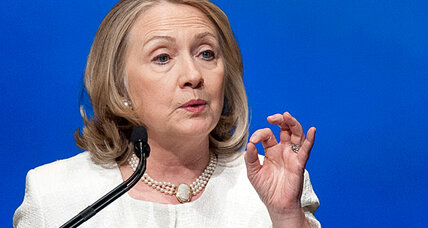 Hillary Clinton approval plummets. Benghazi? (+video)