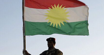 As Kurds gain power, Baghdad may be ready for oil deal