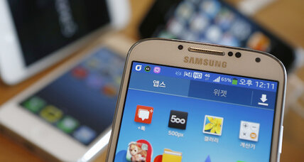 Galaxy S4 now at the center of latest Apple, Samsung legal battle