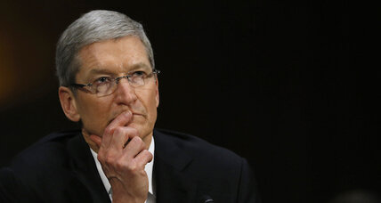 Will Google Glass be a success? Apple CEO Tim Cook isn't so sure.