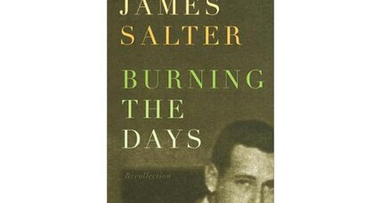 Reader recommendation: Burning the Days
