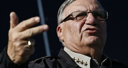 Court smacks down Joe Arpaio: Turning point for 'America's toughest sheriff?' (+video)
