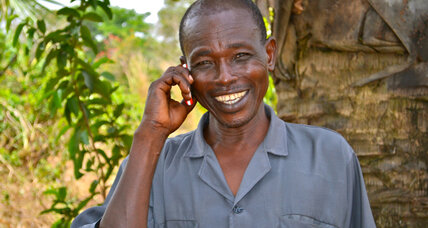 Mobile phones unleash farmers in Uganda