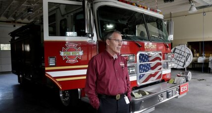 Fire chief $550K pension was a mistake
