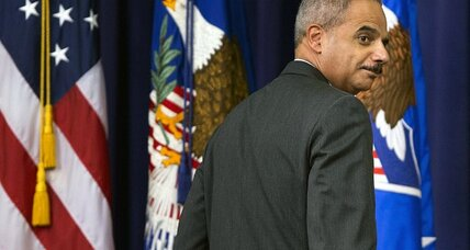 Justice Department scandal: Will Obama toss Eric Holder? (+video)
