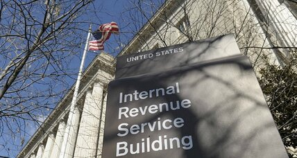IRS apologizes for targeting tea party. Should heads roll? (+video)