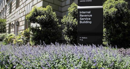 IRS scandal as a lesson in civic values