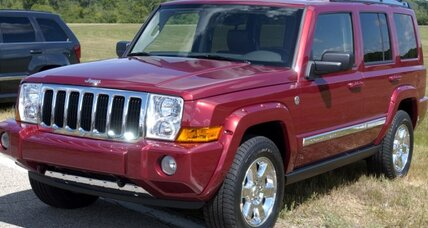 Jeep recall: SUV can shift into neutral when started