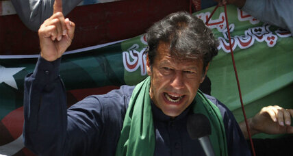 Anti-elite, anti-drone cricket star is best hope for Pakistan election – and for US