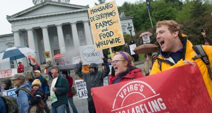 Global protests target Monsanto, genetically modified food