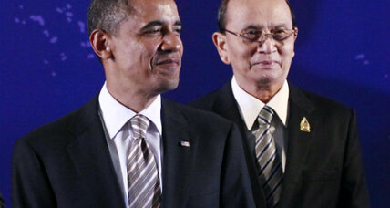 Obama must hold Myanmar's Thein Sein accountable for human rights violations