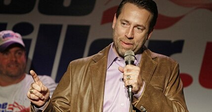 Joe Miller tries again in Alaska: Another tea party dust-up?