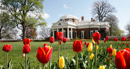 $10M gift to restore slave quarters at Thomas Jefferson estate