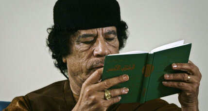 After Qaddafi's 'socialism,' Libya tries to untangle who owns what