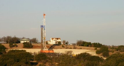 Drive to make energy cleaner has stalled. Shale gas could help.