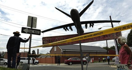 Obama reaches for moral high ground on drones, Gitmo