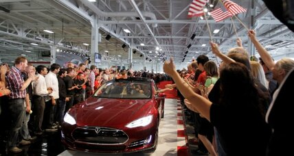 Would Apple really buy Tesla?