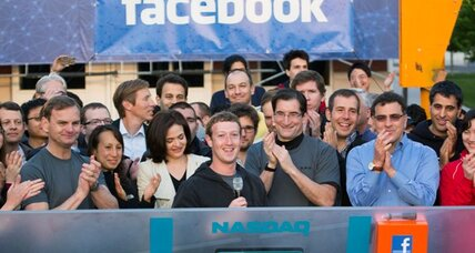 Facebook IPO: a bittersweet one-year anniversary