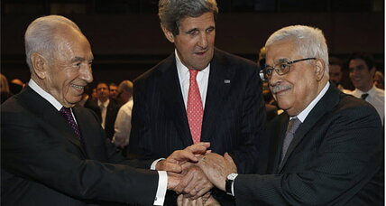 Palestinians leery of Kerry's promise of prosperity