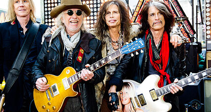 Aerosmith, James Taylor, Jimmy Buffet headline Boston benefit concert