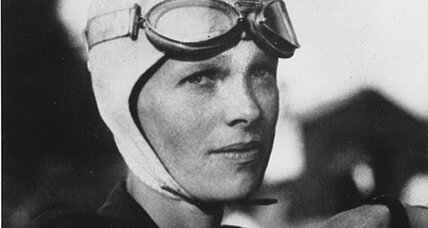 Amelia Earhart: Is it her plane in sonar photo?
