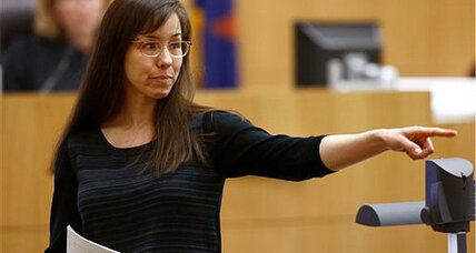 Jodi Arias begs for life: 'I'll donate my hair'