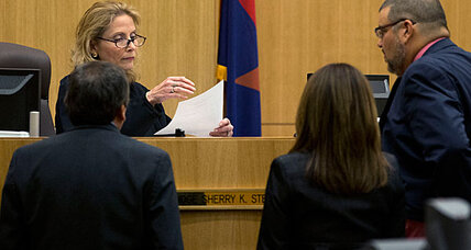 Arias jury deadlocked over death penalty: Retrial set (+video)