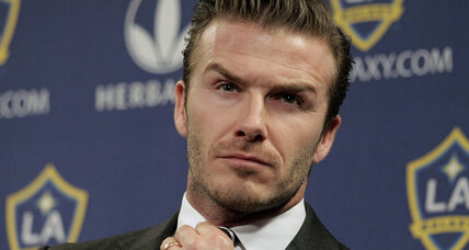 Beckham to retire: British star will step away from pitch at season's end