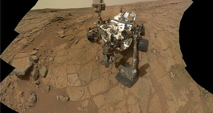Spring break over, Curiosity rover goes back to work
