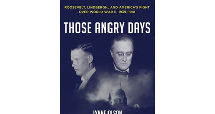 FDR vs. Lindbergh: Lynne Olson discusses America's debate over WWII