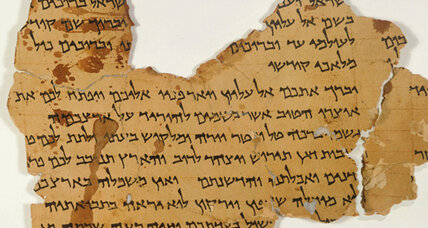 Dead Sea Scrolls: The Boston exhibit lets visitors see one of the greatest treasures of the modern era