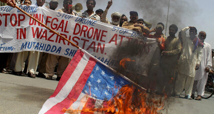 US should replace drone strikes in Pakistan with outreach to tribal areas