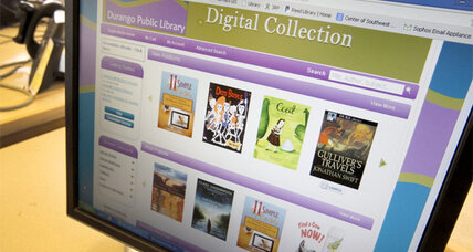 Growth in e-book sales slows in 2012