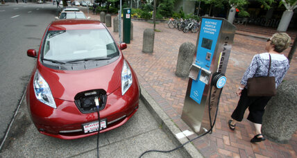 Six ways to boost electric vehicles
