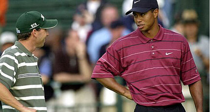 'Colored' comment: Golf CEO compounds insults to Tiger Woods