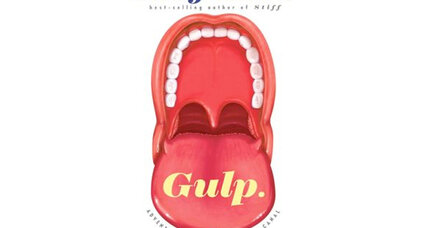 'Gulp' author Mary Roach discusses her foray into the 'taboo' realm of the digestive system
