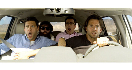 'The Hangover Part III' shows the series has worn out its welcome