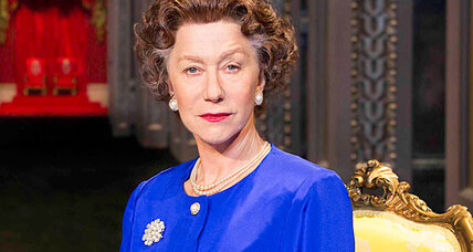 Helen Mirren: Royal rant against noisy gay drummers (+video)