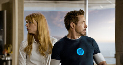 'Iron Man 3' is all action match-ups