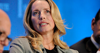 Steve Jobs widow: How is Laurene Powell Jobs spending her wealth?  (+video)