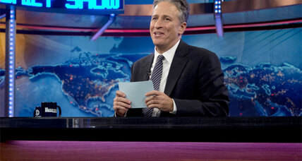 Jon Stewart replacement John Oliver will (temporarily) host 'The Daily Show' this summer