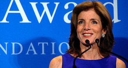 Caroline Kennedy: Jury duty before ambassadorship?